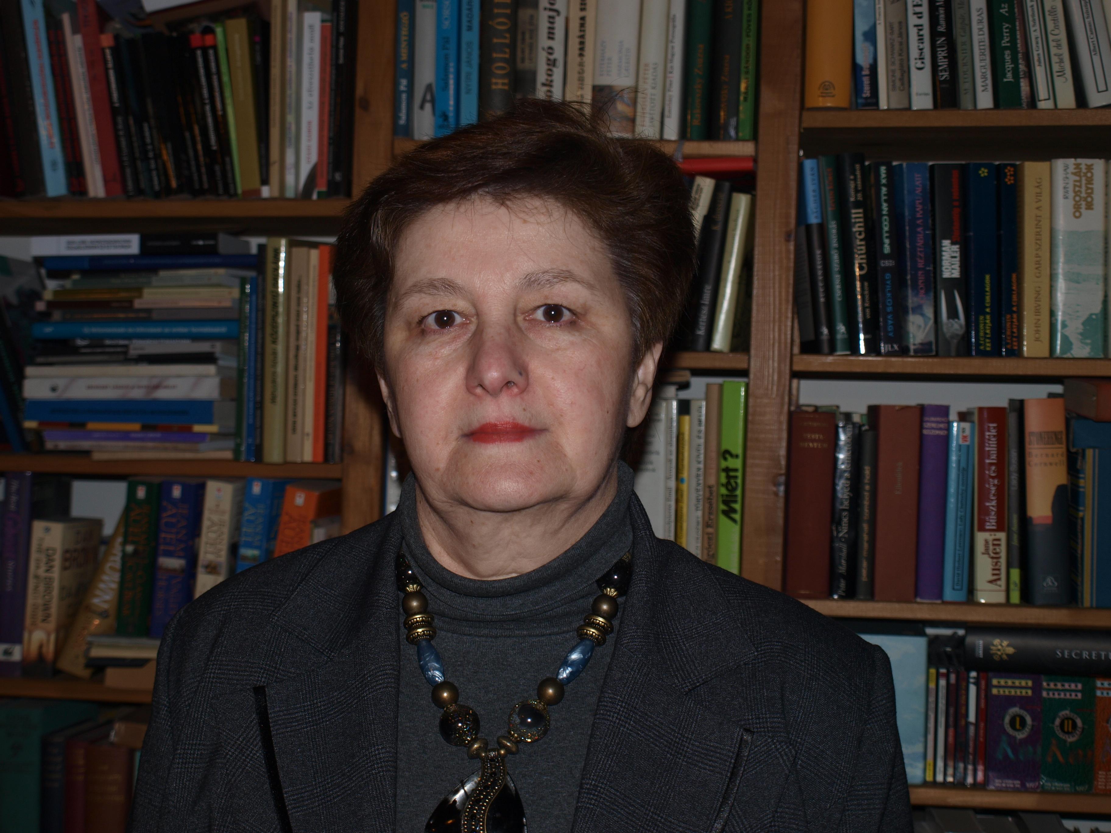 Szabolcs Éva